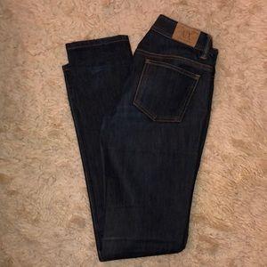 A X straightleg jeans